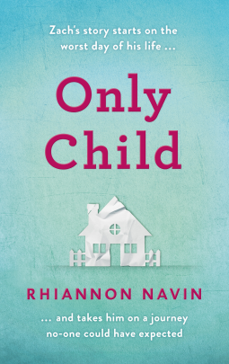 Only Child by Rhiannon Navin cover