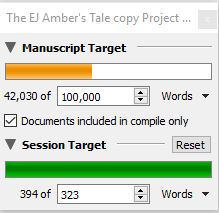 Word count accountability after an hour