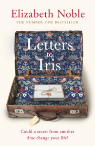 Book cover for Letters to Iris
