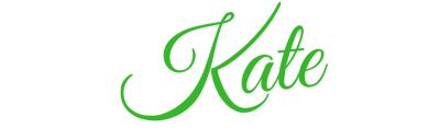 Kate Kenzie's Blog