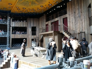 Macbeth at York's Shakespearean theatre