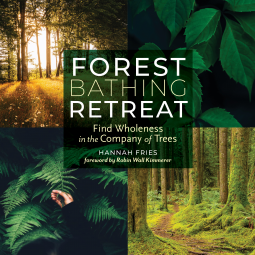 Book review for Forest Bathing Retreat