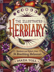 Book review for The Illustrated Herbiary