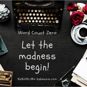 Word Count Zero