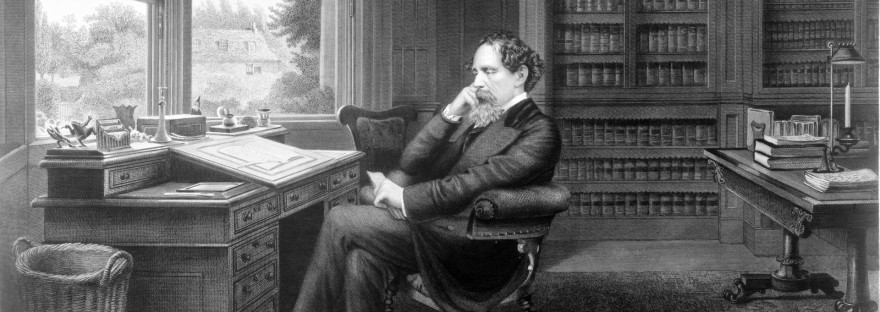 Discovering Charles Dickens